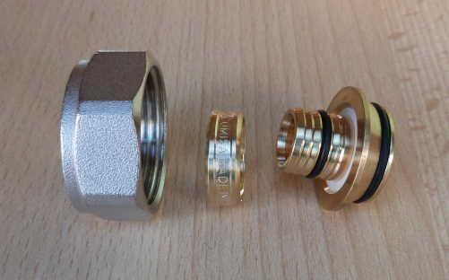 "Klemmring 1"" Eurokonus 16x2 (8708#"