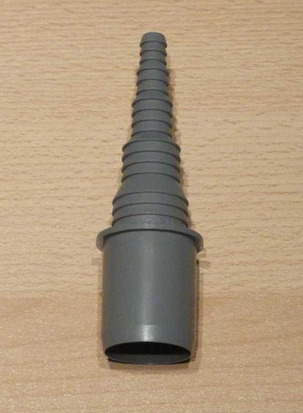 Schlauchnippel DN 32 für verschiedene Schlauchanschlüsse (6787#