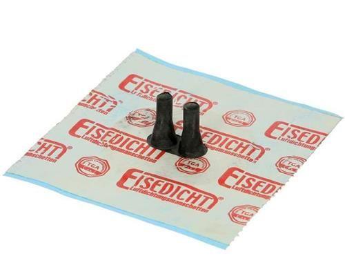 Manschette für Kabeldurchführung 150x150mm, Ø 8-12 mm 2-fach (9977#