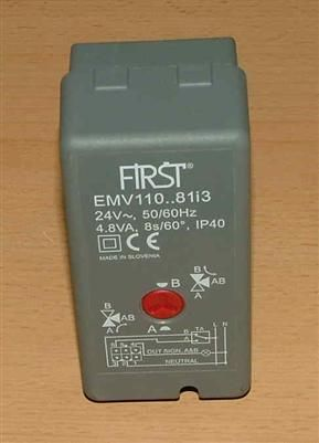 Motorkopf 24Volt AC für EMV Motorkugelhahn (311#