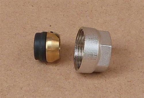 """Klemmring 3/4"""" Eurokonus 10mm weichdichtend (8291#"""