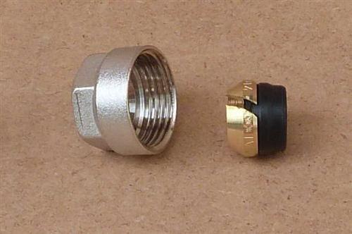 """Klemmring 3/4"""" Eurokonus 14mm weichdichtend (8293#"""