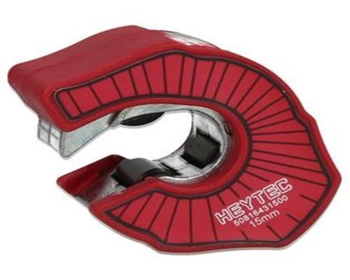 Knarren-Rohrabschneider MINI 15mm von HEYCO (7162#