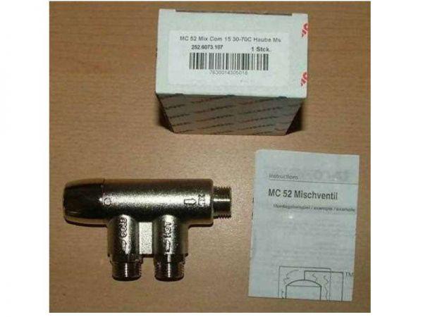TACONOVA - Mischventil - Compact chrom Kappe 252.6072.104 (5413#