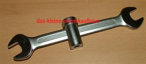 Express - Schlüssel für Montage 17/19 + Stockschrauben M10 (951#