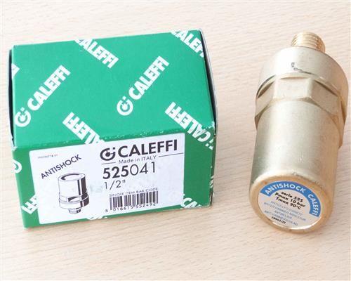 """Caleffi Wasserschlagdämpfer 525041 Antishock 1/2""""AG MS blank (10510#"""