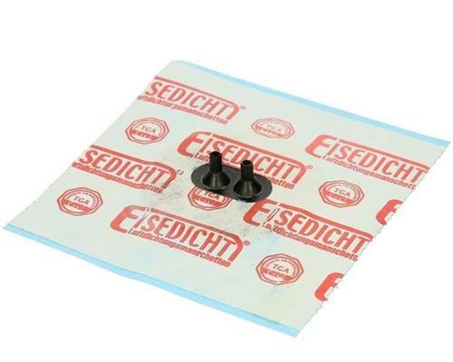 Manschette für Kabeldurchführung 150x150mm, Ø 4-8 mm 2-fach (9976#