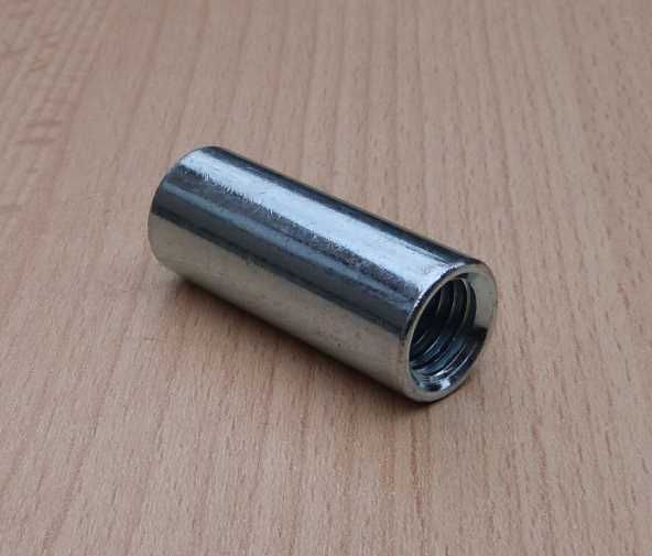 Gewindehülse / Reduziermuffe /M10xM12/40mm 1Stck.(1142#