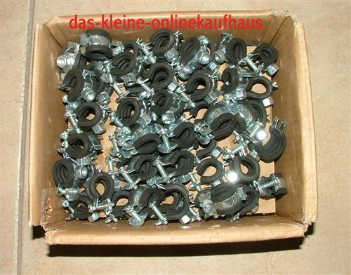 Rohrschellen 25-28mm 100 Stück (1185*