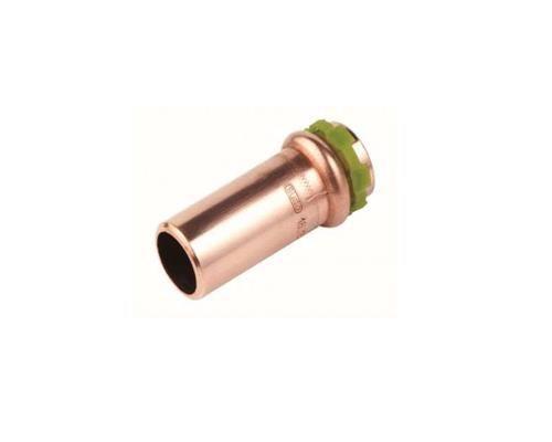 CU Pressfitting Reduzierstück 28 x22 / V-Kontur (10135#