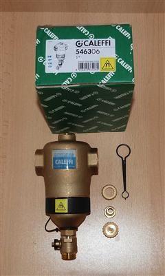Schlammabscheider DIRTMAG® mit Magnet CALEFFI 1 Zoll / 546306 (5807#