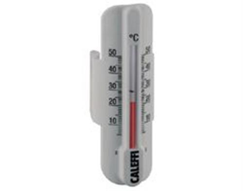 Thermometer mit Schnellkupplung 5...50°C Caleffi + Wärmeleitpaste (5449#