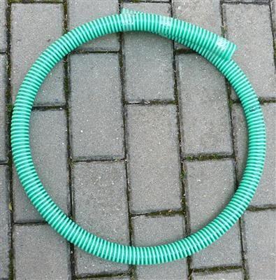 Ansaugschlauch / Druckschlauch grün / 2 Zoll / 1m (1280#