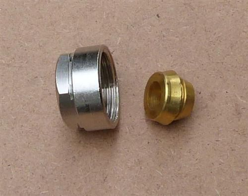 "Klemmring 3/4"" Eurokonus 14mm MS Klemmring (8296#"